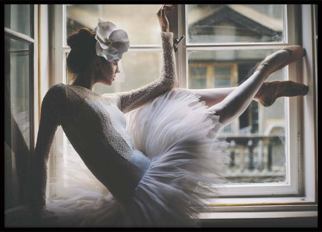 Window Ballerina, Poster