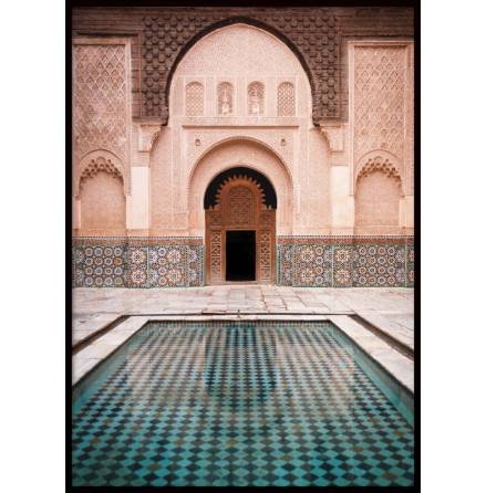 Marrakech Pool, Poster