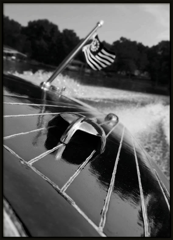 Poster, Boat