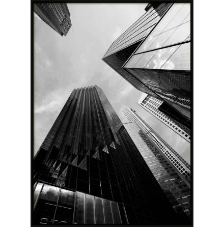 New York Skyscraper, Poster