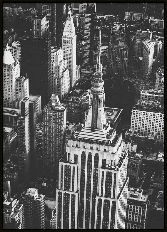 Empire State Building, Poster