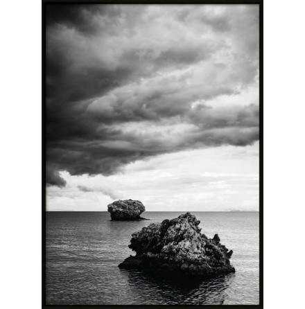 Rock Cloud, Poster