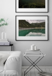 Poster, Green Waters