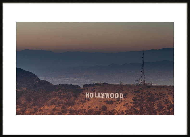 Poster, Hollywood