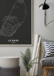 Poster, 24 Hours of Le Mans Print