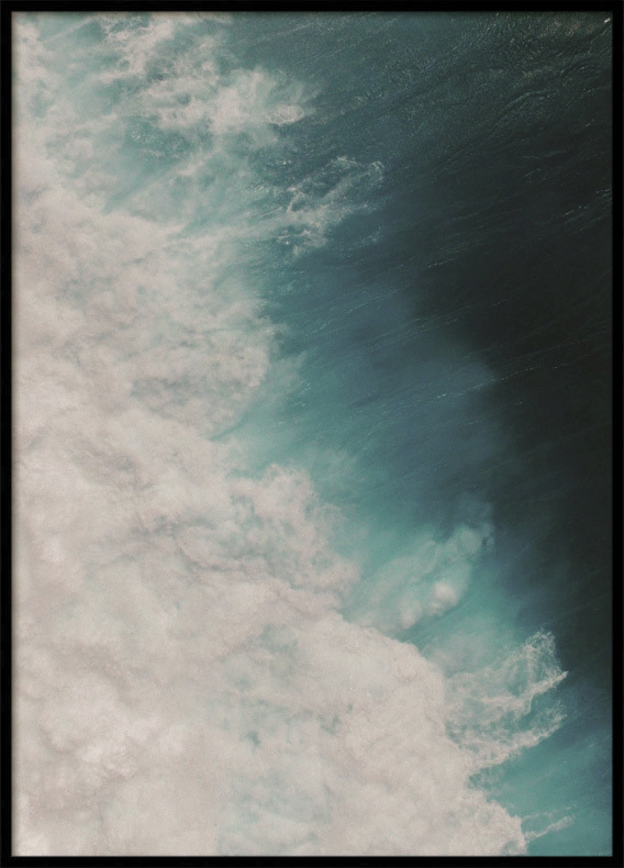 Poster, Waves