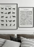 Cat Breeds, Poster