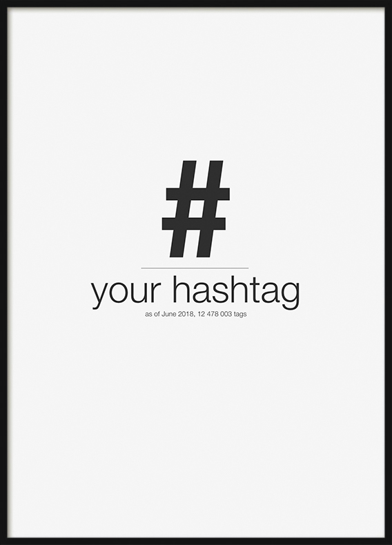 Hashtag Light, Your Choice