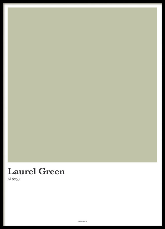 LAUREL GREEN, POSTER