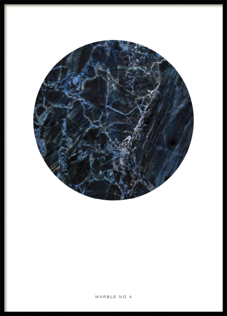 MARBLE NO4, POSTER