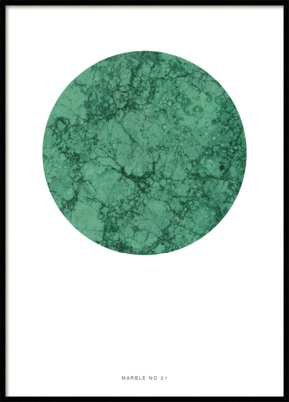 MARBLE NO21, POSTER