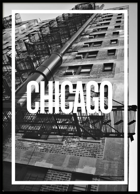 CHICAGO, POSTER